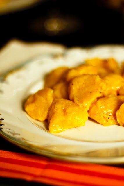 Pumpkin gnocchi   Mmmm   Entrées   Pinterest