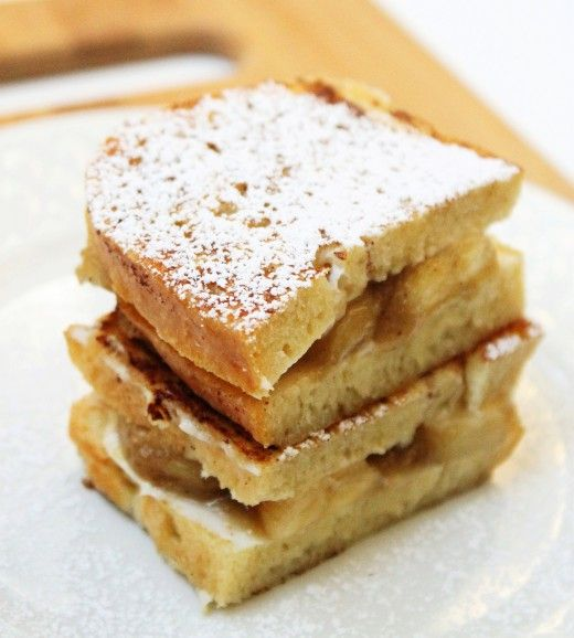 Caramelized Banana French Toast | Recipes | Pinterest