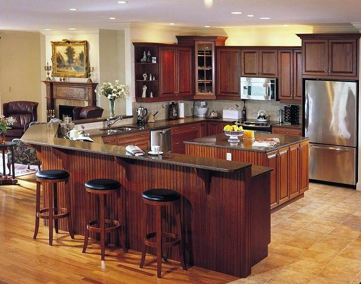 Gallery Of Dream Kitchens Bing Images Kitchen Pinterest