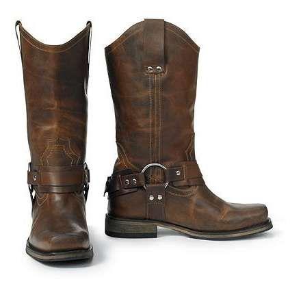Eddie bauer harness boots