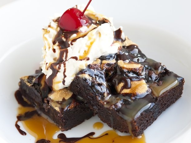 10-Layer Brownies