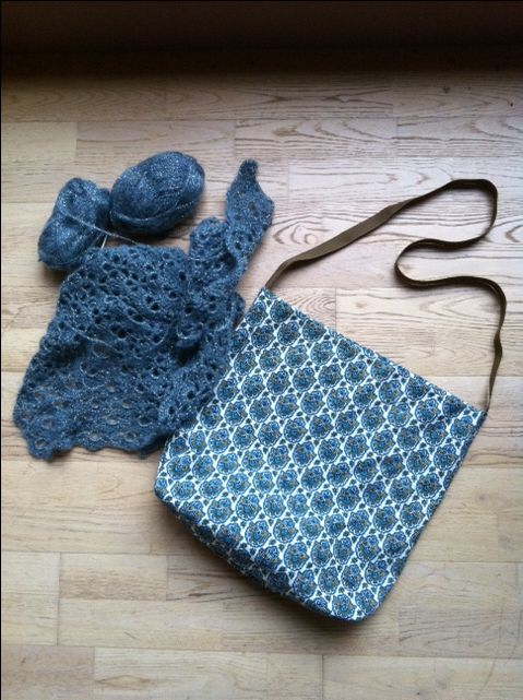 easy bag by my friends of Tambouille.