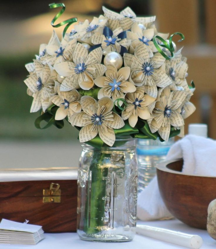 Papercraft Flowers Wedding