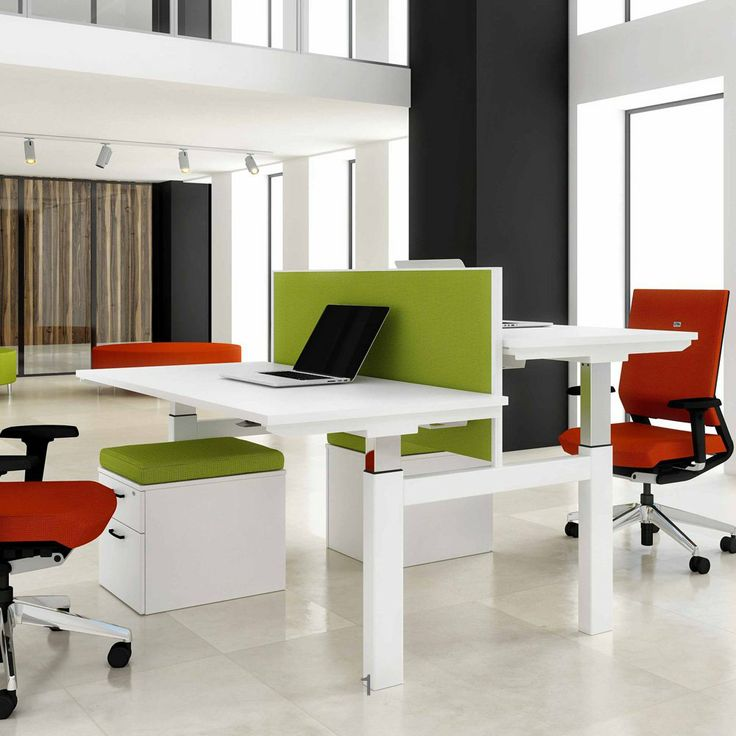 Modern Office Furniture Systems Entrancing Decorating Inspiration