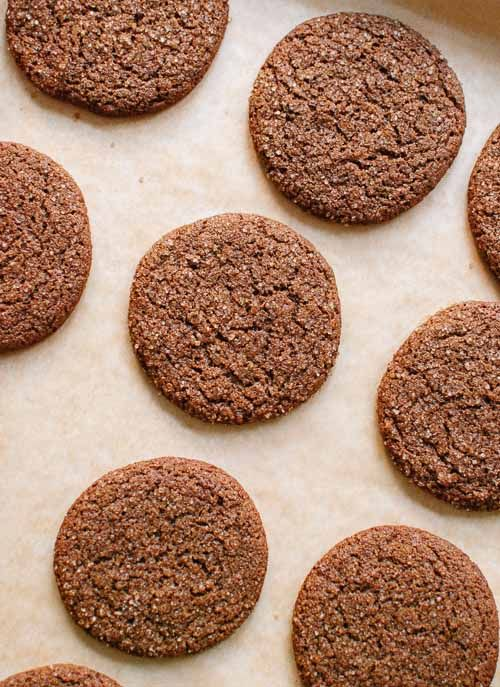 ... with: kate taylor's gingersnaps and pumpkin ice cream sandwiches