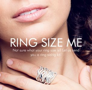 Ring sizing kit don t know your ring size let us send you a ring