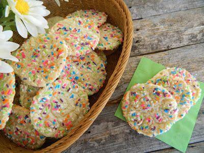 Giant Sugar Cookies | Cookie Jar | Pinterest