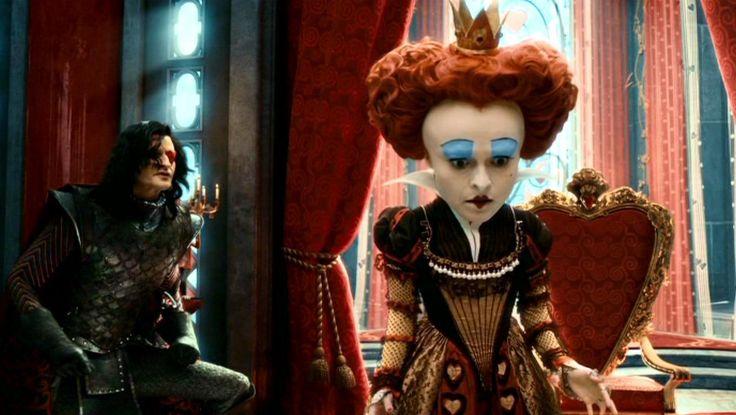 alice in wonderland tim burton STAYNE   Stayne  The Knave Of Hearts    Queen Of Hearts Alice In Wonderland Tim Burton