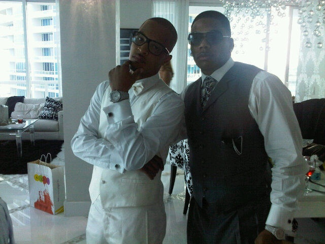 T.I. and Nelly | Hopeless Romantic for NELLY, T.I. & PLIES ... Channing Tatum