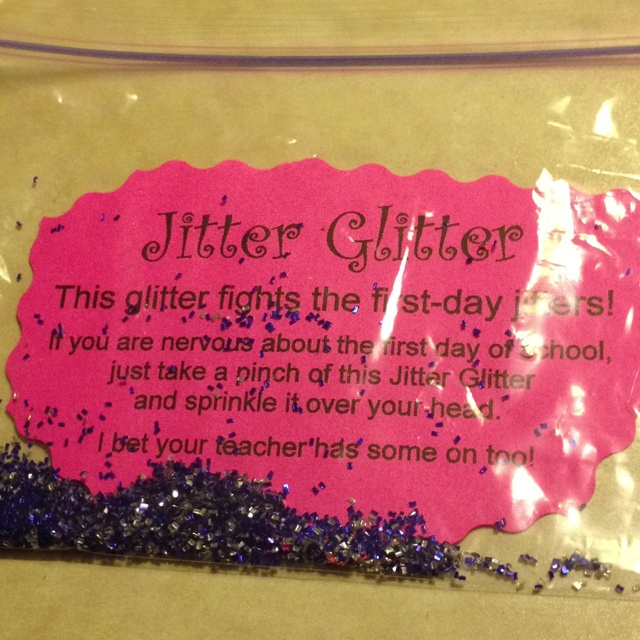 It is a picture of Geeky Jitter Glitter Poem Printable