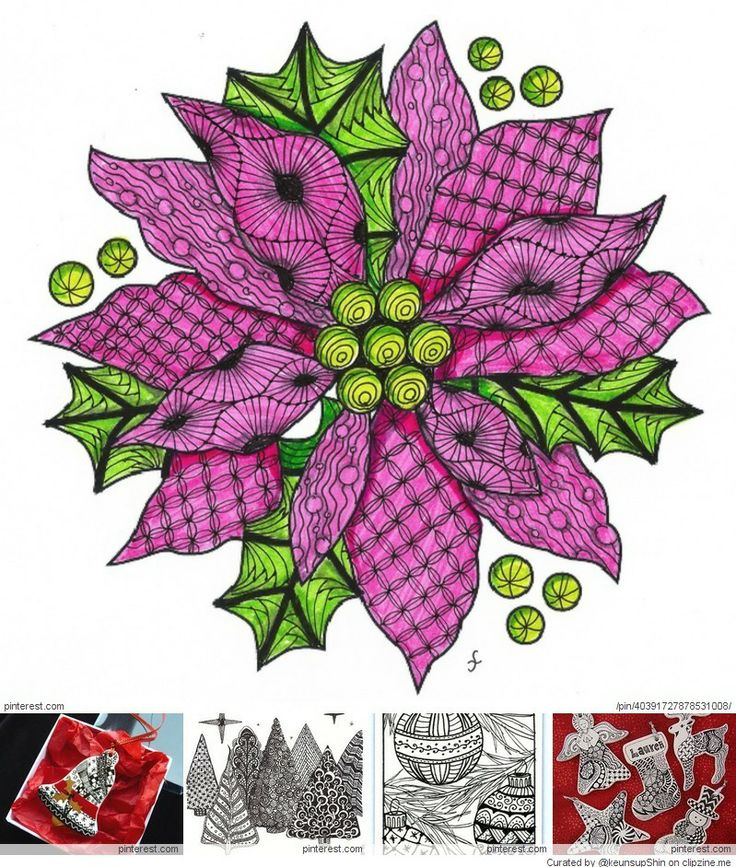 report christmas zentangle patterns source abuse report christmas ...