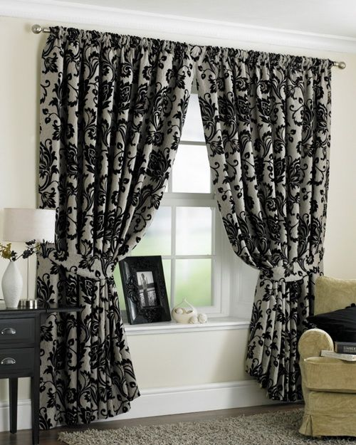 Luxury living room curtains for the home pinterest for Decoracion cortinas modernas