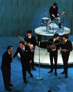 Beatles ed sullivan microphone jack