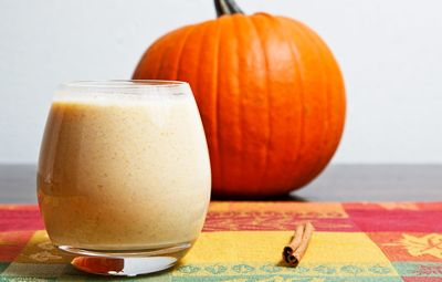 Pumpkin pie white hot chocolate - a must for the holidays! By Closet ...