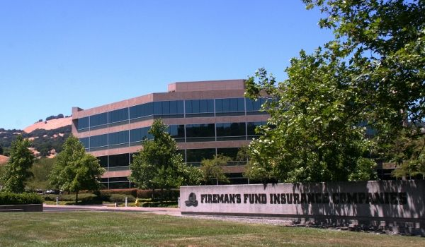 Fireman S Fund Novato Building