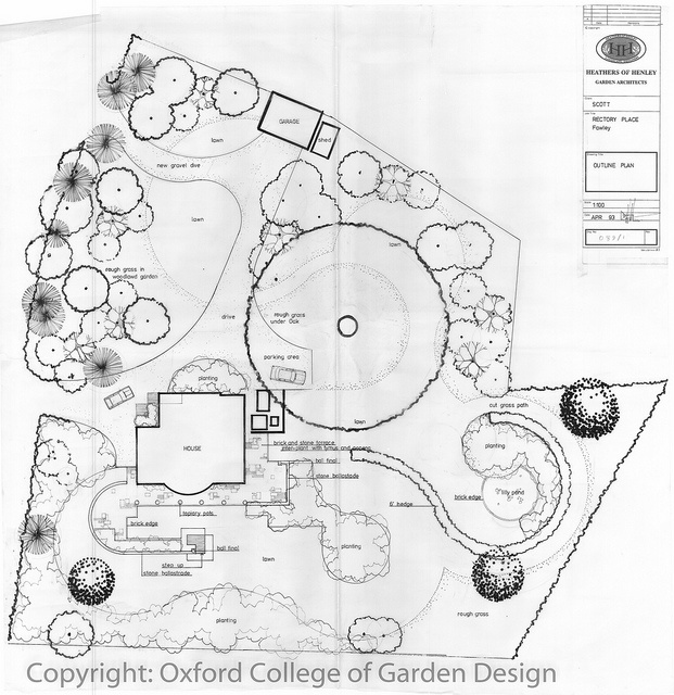 Pin by oxford college of garden design on country garden for Oxford garden designs