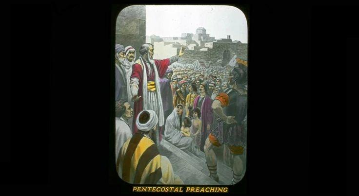 pentecostal sermons on palm sunday