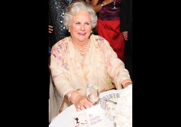 Jacqueline Mars #15 on the Forbes 400 list Soul