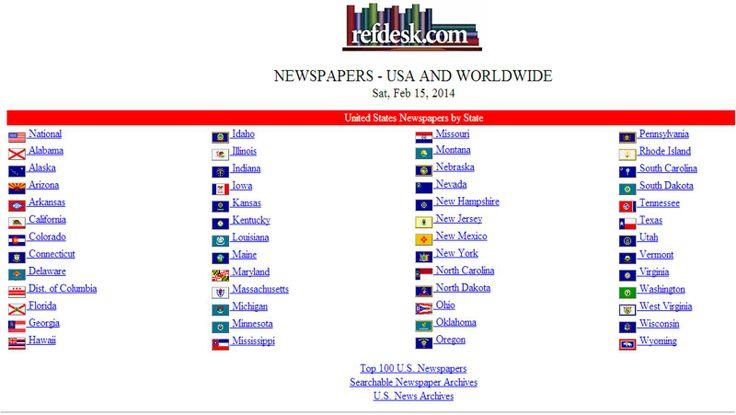 Top 100 Usa Newspapers