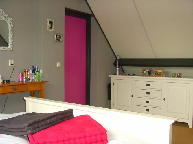 Slaapkamer Bruin Roze : Dit is de slaapkamer, met roze tinten home ...