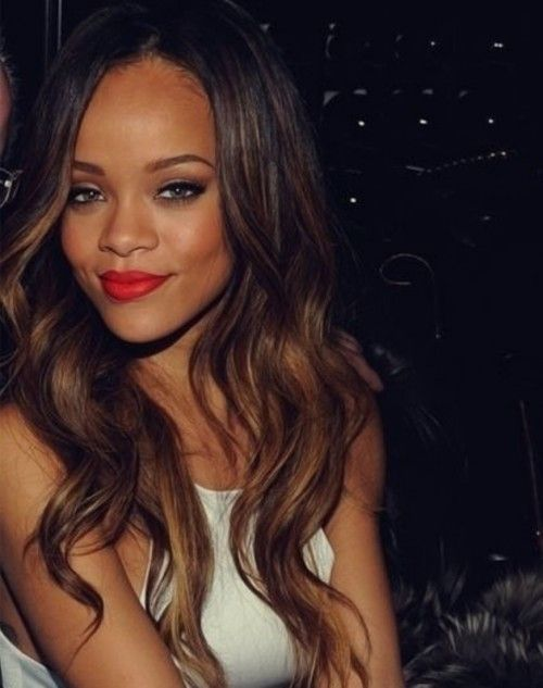 highlight hairstyles for brown hair