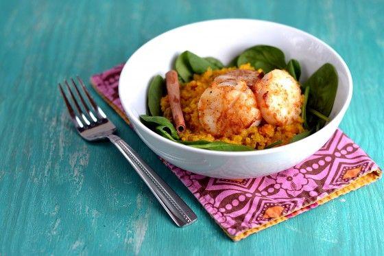 And, recipes for carrot risotto, quinoa risotto & carrot quinoa