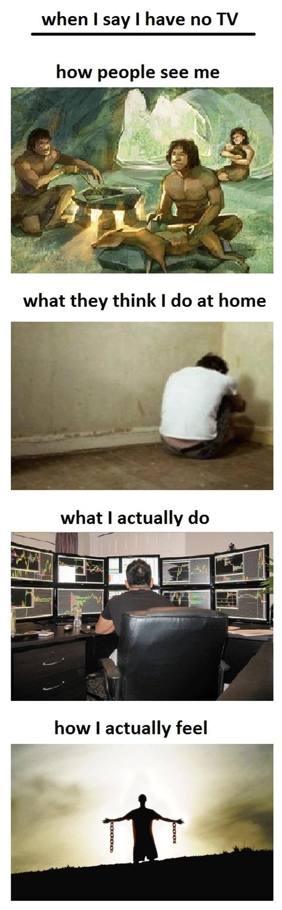 Who needs TV