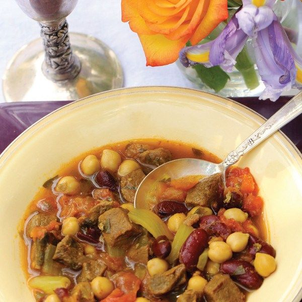 recipe-moroccan-stew_grande | Recipes - main dishes | Pinterest