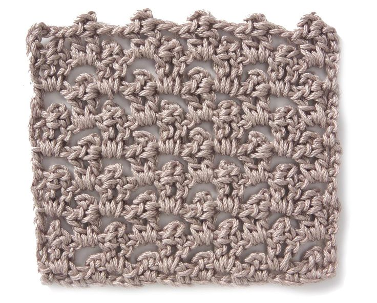 Crochet Stitches Picot Edging : Crochet Stitch: Picot Crochet Pinterest