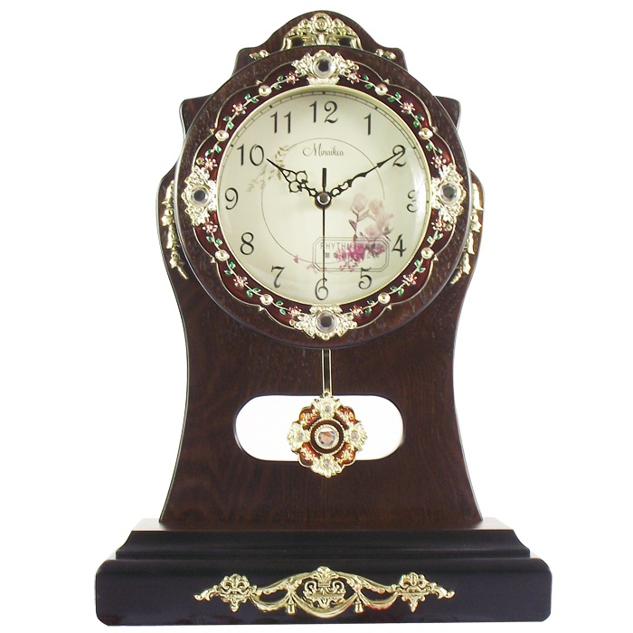 Antique Mantel Clock Times Pieces Of All Kinds And