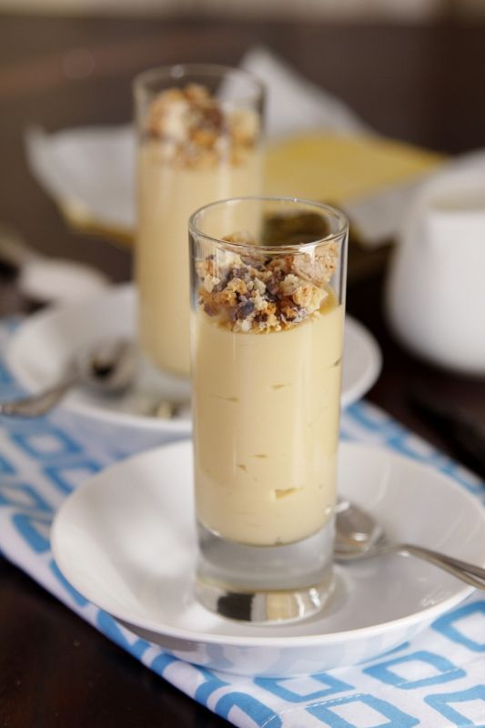 Vanilla Caramel Budino....can't wait to make this. I love everything ...