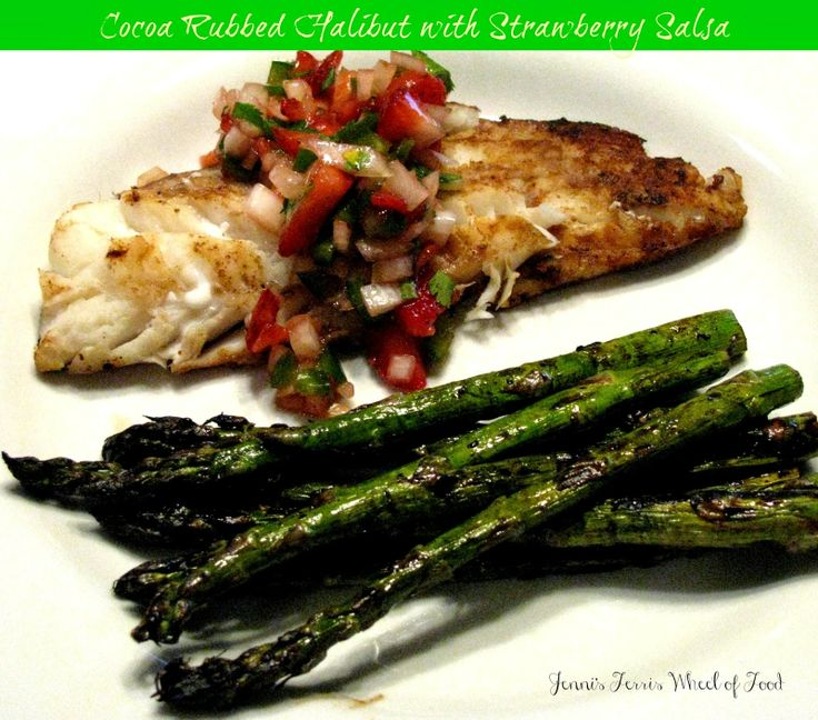 strawberry salsa mama latina tips pan seared cod with strawberry salsa ...