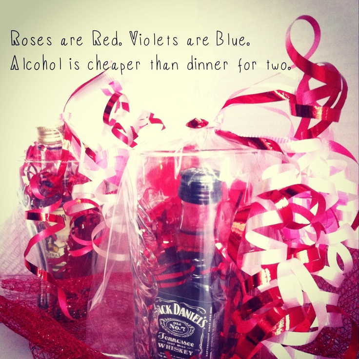 alcohol valentines day sayings