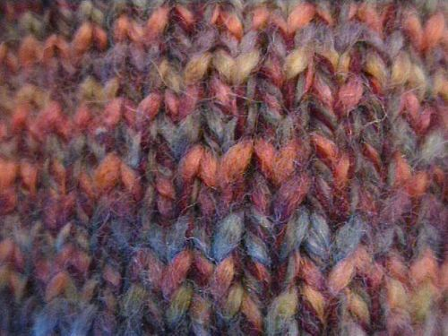 Stockinette Knitting Stitches Instructions : How to Knit Stockinette Stitch in 10 Steps Sewing & Crafts Pinterest