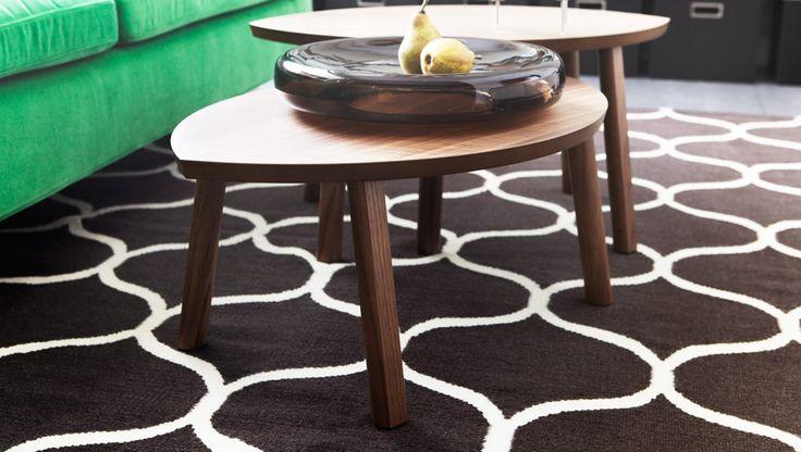 wohnzimmer eingerichtet mit produkten aus der stockholm kollektion u a stockholm 3er sofa mit. Black Bedroom Furniture Sets. Home Design Ideas
