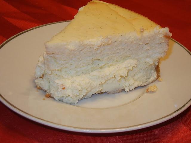 Vanilla Bean Cheesecake | Ehrmergerd Cherscerk! | Pinterest