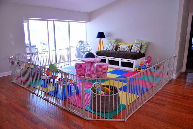 Playroom For Formal Living Room Kids Pinterest