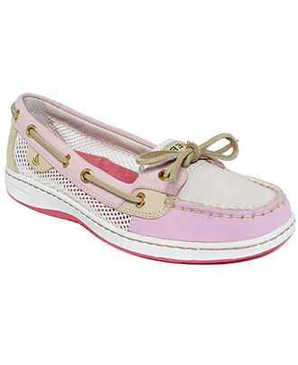 Sperry Top-Sider Womens Shoes, Angelfish Boat Shoes - Boat Shoes