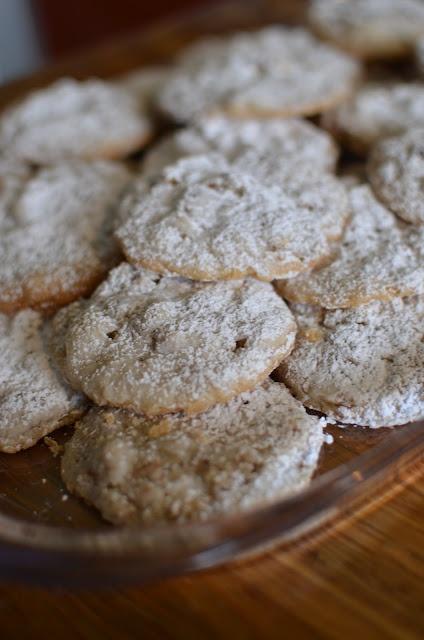 Pecan Butter Cookies | Food ideas 3 | Pinterest