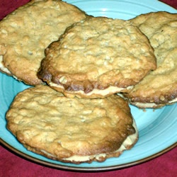 Oatmeal Peanut Butter Cookies III I'm amazed they have a cookie so ...