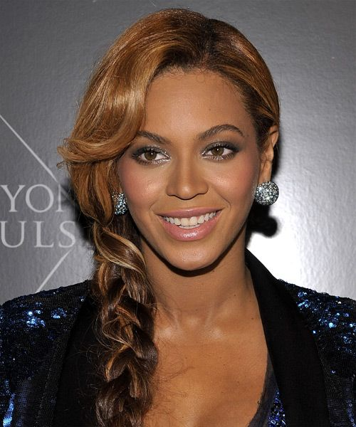 Side braid of Beyonce #hairstyles #hairstyle #hair #long # ...