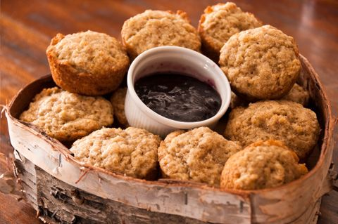 peanut butter and jelly muffin recipe