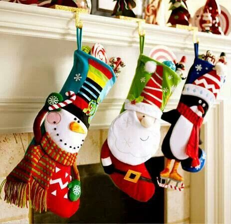 Cute Stockings Christmas Fairy 39 S Home Decor Pinterest