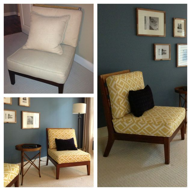 Before and after gateway master bedroom for Repurposed furniture before and after