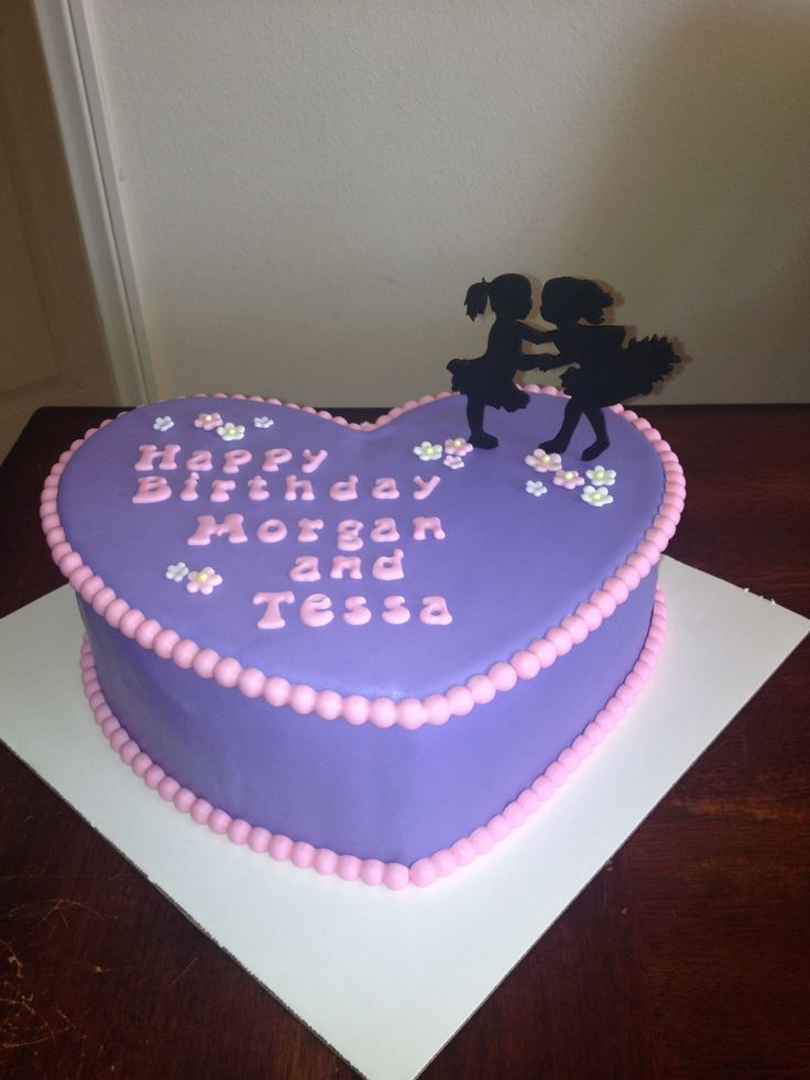 Cake Ideas For Sisters Birthday : Sisters Birthday Cake **My Cakes** Pinterest