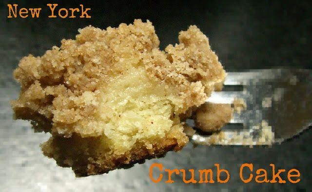 SugarBeams: ~New York Crumb Cake~ | Recipes-Bread | Pinterest