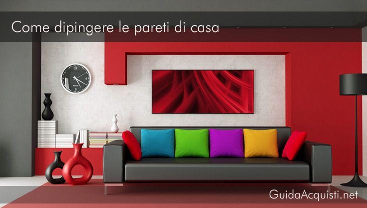 idee per le pareti di casa  CASA  Pinterest