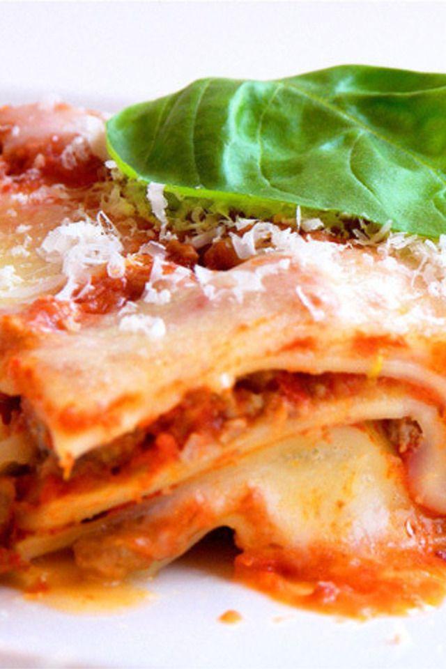 Lasagna Bolognese | Food Yum Yum Yum | Pinterest