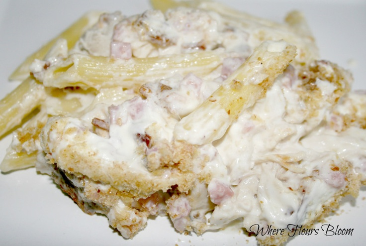 Chicken Cordon Bleu Pasta | New Years board | Pinterest