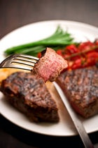 Steakhouse Sales Fluctuate as Diners Digest Economic News